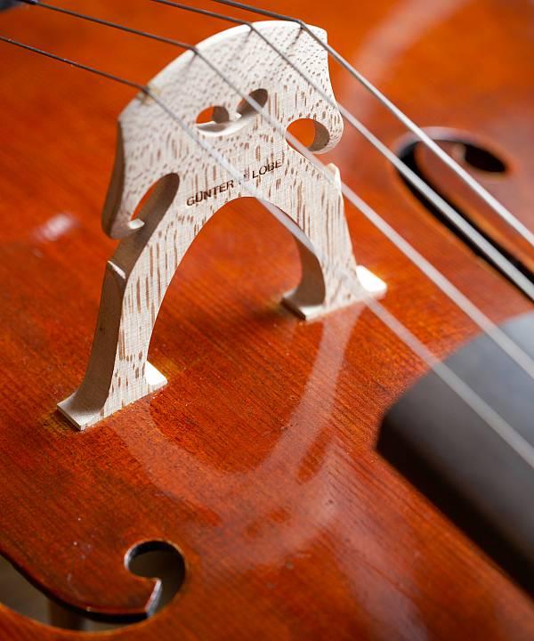 Cellos made by Master Violin Maker Günter H  Lobe